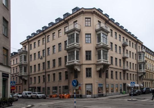 kommendorsgatan